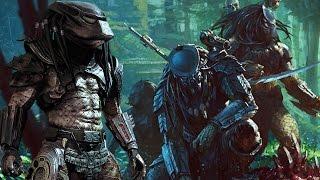 The Predator 2018 Movie Will Expand on Yautja Mythology and History Fred Dekker