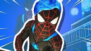 Black Spider-Man vs SHOCKER! (Spiderman PS4 #3)