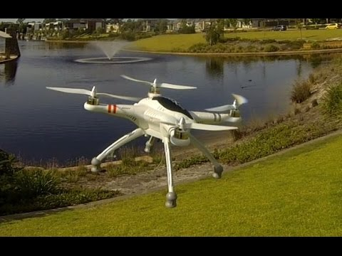 QRX 350 Quadcopter - Fast, Fun, Precise Flyer