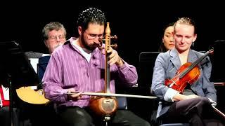 "Payam Yousef (Persian kamanche) -- Taqsim & ""Chaharmezrab Mokhalef Segah"""