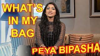 Peya Bipasha | What's in My Bag