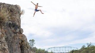 BIG TIT CLIFF JUMP // Promo