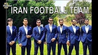 Iranian Handsome Footballers | Viral Photos