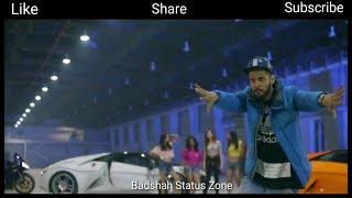 Whatsapp Status Video| Sheesha Down Ikka Rap |Badshah Status Zone