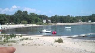 Super Inmigrante A-Z Tiny Beach Ont. Verano 2013