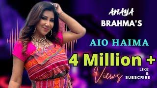 AIO HAIMA Anaya Brahma's New Bodo Folk Fusion