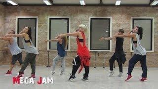 'Work Bitch' Britney Spears choreography by Jasmine Meakin (Mega Jam)