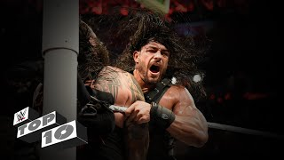 Top 10 Moves of Roman Reigns 2015