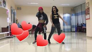 Firehouse - Zumba Choreography Cover Zin 66 by Zin Ly & Zin Linh