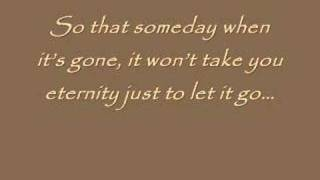 the art of letting go - mikaila