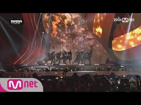 Bigbang Bang Bang Bang Kpop Concert Mama 2015 Ep 3