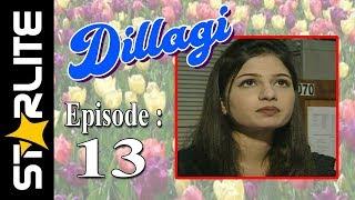Dillagi, Episode 13, Top Pakistani Drama,URDU Comedy, Drama Serial Kashif Mehmood, Naseem Vicky