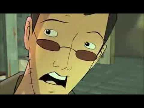 Sexo em crimalidade em desenho animado