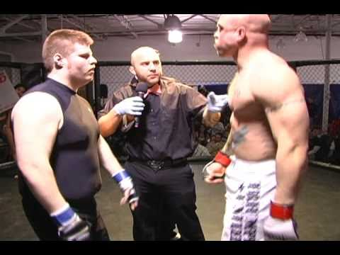 UFS Underground Fights Series MMA Dozer Vs Lee The Juggernaut Trombley
