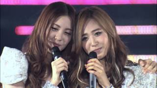 Girls' Generation Japan 1st Tour - Talk / Snowy Wish / Etude / Kissing You / Oh! 1080pHD