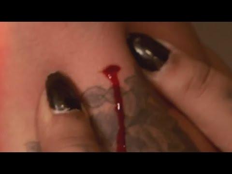 Xxx Mp4 CRAZY YOUTUBE GIRL DRINKS HUMAN BLOOD 3gp Sex