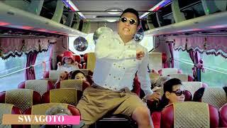 Gangnam Style meets Doyal Baba Kola khaba