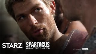 Spartacus: War of the Damned | Episode 1 Clip: Perhaps Not All | STARZ