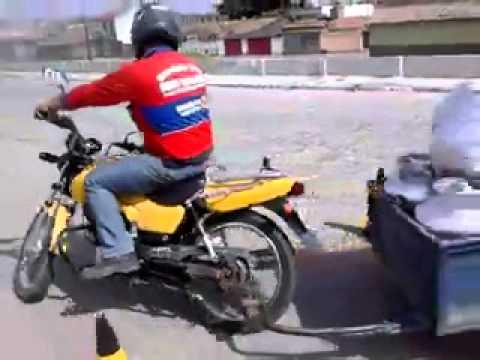 COMO SE FAZ A BALISA DE MOTO EM GRAVATA