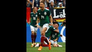 اخبار الكرة : المكسيك تتلف الماكينات الألمانية