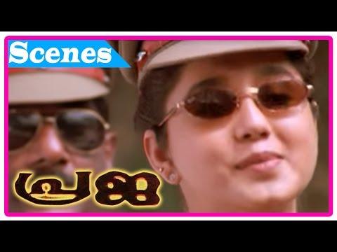 Xxx Mp4 Praja Malayalam Movie Scenes Aishwarya Intro As ASP Mohanlal Recollects Aishwarya S Father 3gp Sex