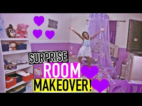 Xxx Mp4 YAYA S SURPRISE BEDROOM MAKEOVER 2017 3gp Sex