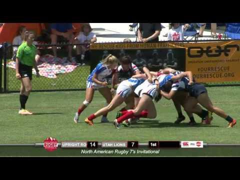 Upright Rugby Girls v Utah Lions Girls