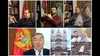 VANREDNA EMISIJA Milo Uvodi CG U Sukobe? Srbi će Fizički Braniti Svetinje!
