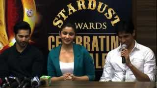Siddharth Malhotra, Alia Bhatt And Varun Dhawan Together Again!