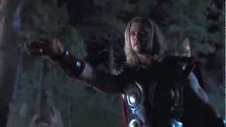 The Avengers thor vs iron man! short