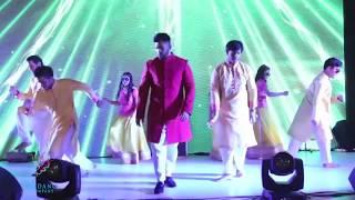 Satisfya Best Holud Dance Performance By Ridwan 2016 || @A.H.Mredul Choreography || SKYDANCE Company