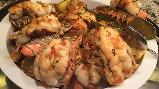Vegas All You Can Eat Lobster Buffet - Bally