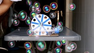 DIY Bubble Machine Battery Operated