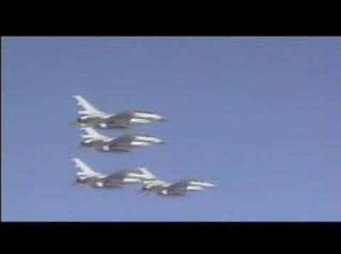 Fuerza Aérea de Chile F16