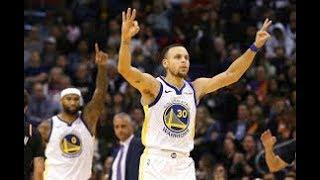 Golden State Warriors vs Phoenix Suns NBA Full Highlights (9th February 2019)