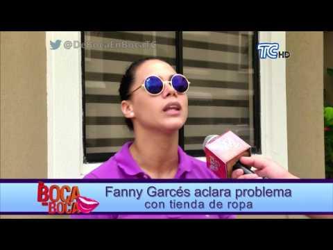 Xxx Mp4 Fanny Garcés Aclara Problema Con Tienda De Ropa 3gp Sex