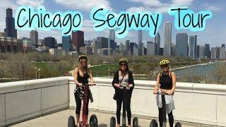 Chicago Segway Tour // 2015
