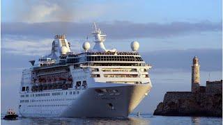 Royal Caribbean Cruise Ship Rescues Fishermen Lost At Sea For 20 Days - babanews