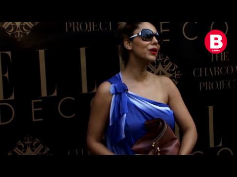 NIP SLIP of Gauri Khan Wardrobe Malfunctions 2015