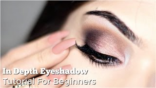 Eye Makeup Tutorial For Beginners | In-depth Tips & Tricks | TheMakeupChair