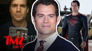 Henry Cavill Still Might Be Superman After All | TMZ TV