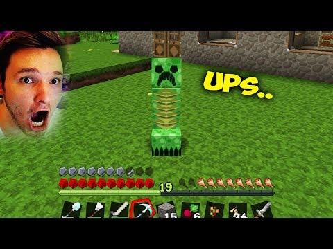 KANN ICH ALS CREEPER EXPLO.... UPS..   Minecraft DRACHENFEUER #8
