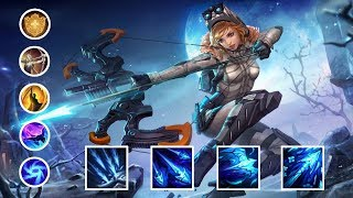 Ashe - The God Of Speed Attack