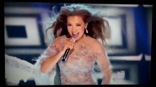Thalia Ft DeLa Ghetto. - Todavia Te Quiero. Premios Lo Nuestro 2017.