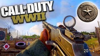 CALL OF DUTY WW2 Multiplayer ( COD WW2 Road To Prestige 1 ) ( Late From College )