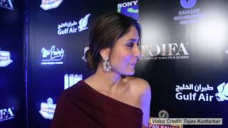 Kareena Kapoor Talks To Bombay Times At TOIFA 2016