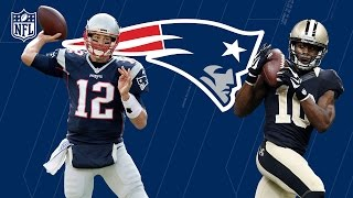 Is Tom Brady to Bradin Cooks Destined for Randy Moss-level Success? | Next Gen Stats | NFL Now