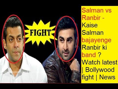 Salman vs Ranbir -  Kaise Salman bajaayenge Ranbir ki band ? Watch Latest | Bollywood Masala