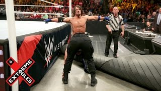 Roman Reigns VS. AJ Styles (Extreme Rules Match): Extreme Rules (2016), May 22, 2016