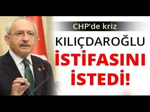 CHP'liler Kemal Kılıçdaroğlu'nun İstifasını İstedi